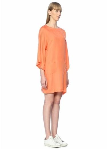 2nd One Elbise Oranj